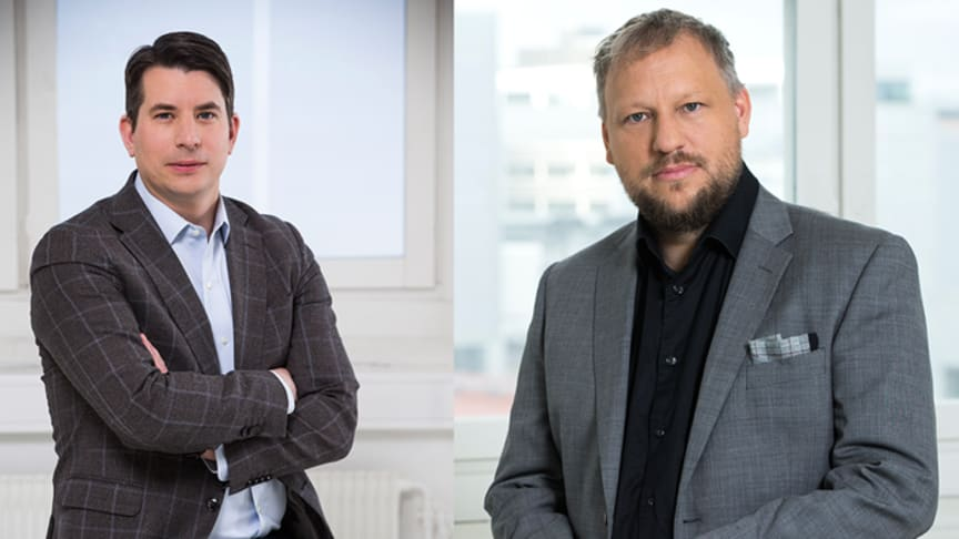 Jonas Nygren och Love Börjeson, Hyresgästföreningen