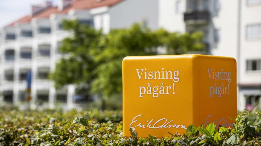Erik Olsson Fastighetsförmedling kommenterar bostadsmarknaden 18 september 2020