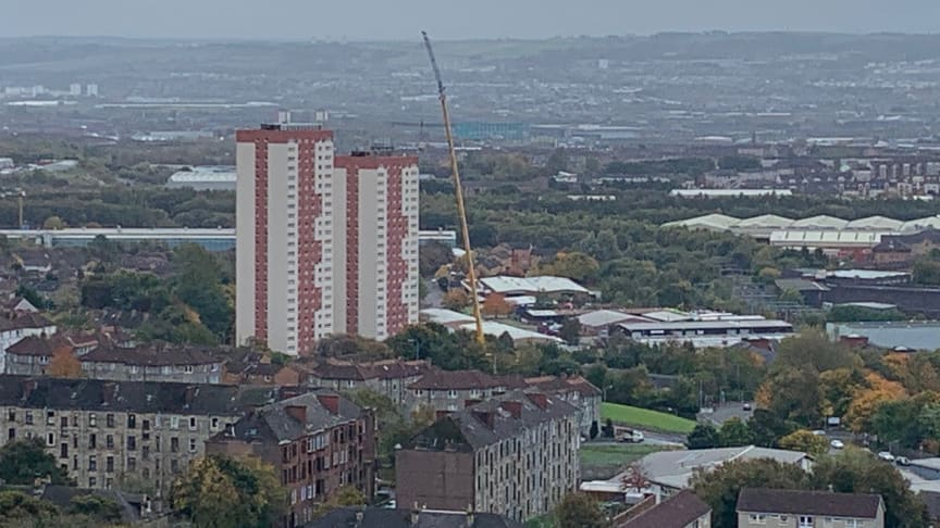 Multi-Storey Flats to benefit from highly efficient new heating system