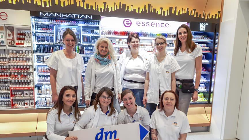 In Idstein eröffnet am 21. Mai der erste dm-Markt