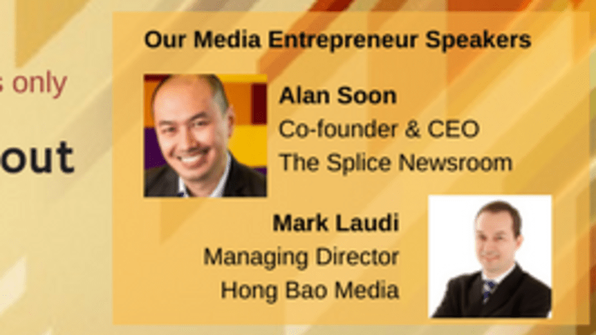 This is a media preview event for the Asia Marketing Forum 2018: Marketpreneurship: Convergence of Marketing & Entrepreneurship in Asia