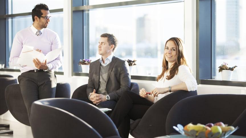 Fyra av fem verksamheter satsar på ökad digital kompetens