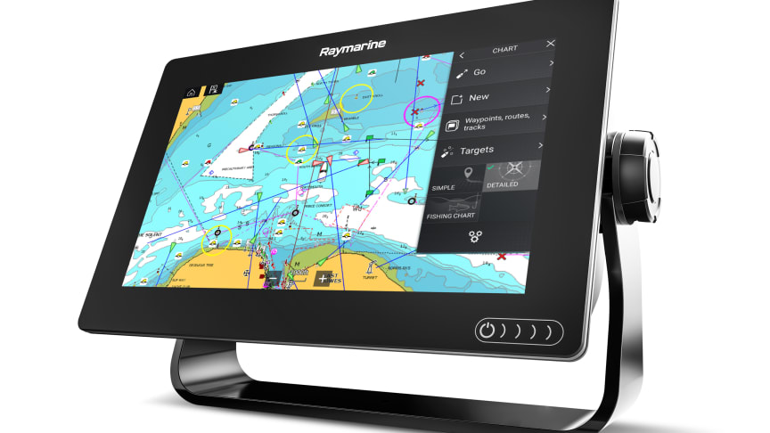 "High res image - Raymarine - Axiom 9"" MFD"