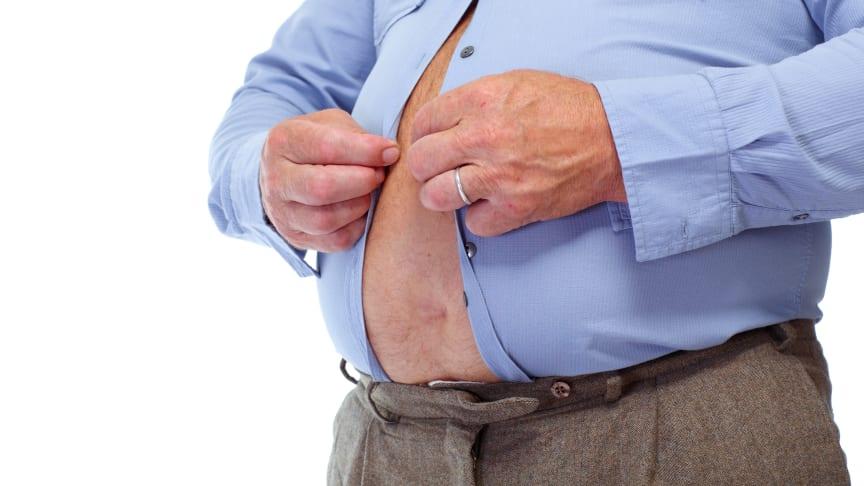 Pandemieffekten: Sex av tio män vill gå ner i vikt