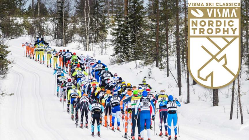 Nu startar Visma Nordic Trophy