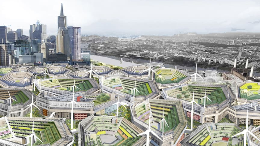EXPERT COMMENT: How to embrace urban living, but avoid an apocalypse