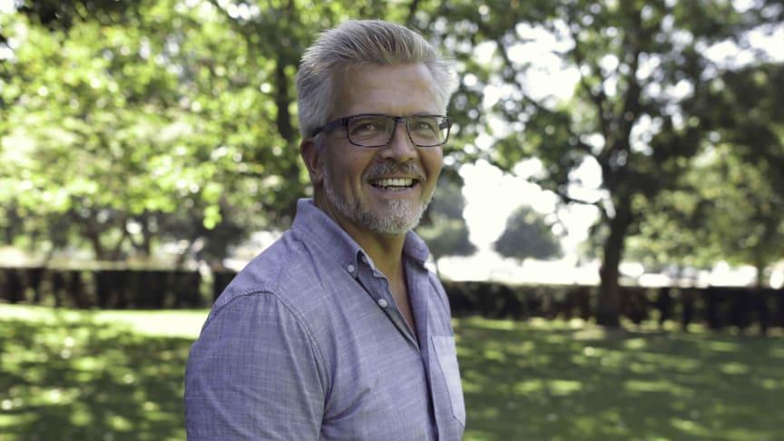 Raimo Hiltunen, ny rektor på Realgymnasiet i Helsingborg.