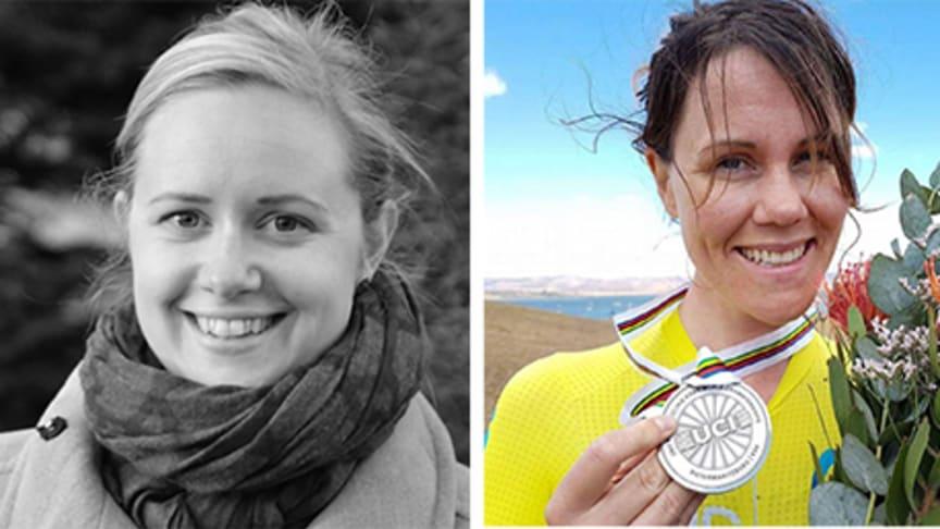 Helena Lundgren Landin, Anna Beck och Andreas Kullberg är alla kandidater till att bli Årets Sola 2019.