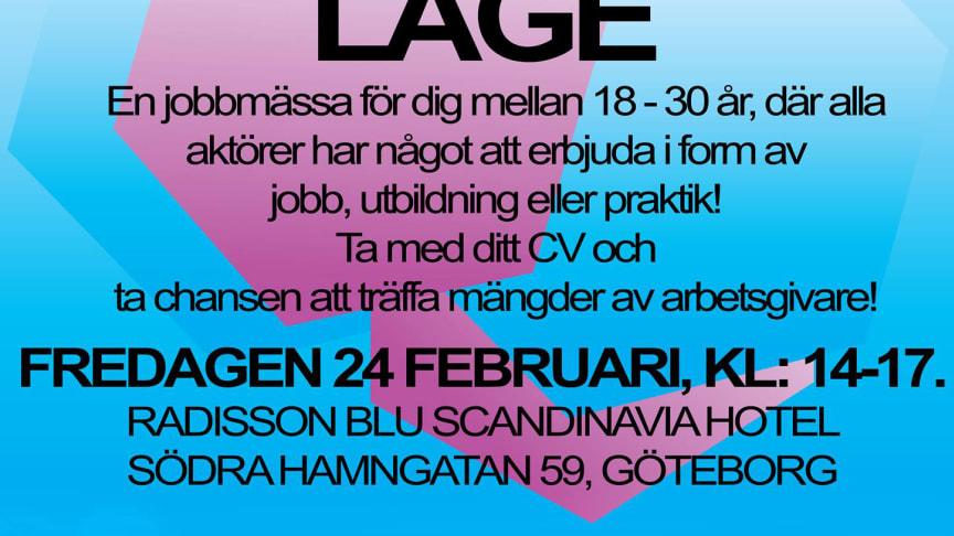 Skarpt Läge på Radisson Blu Scandinavia Hotel i Göteborg.