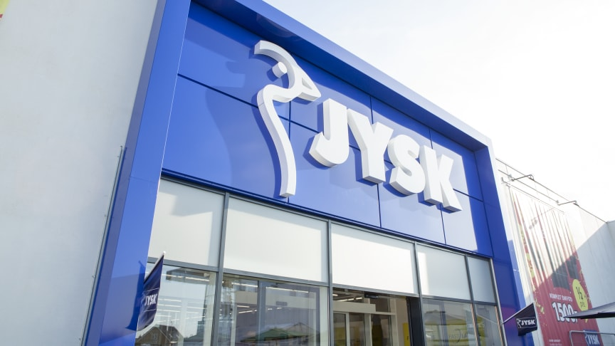 JYSK presents record turnover despite coronavirus