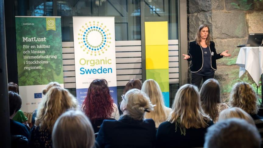 Ekologiska Framtidsdagen 17 maj. Foto: Fredrik Sederholm.