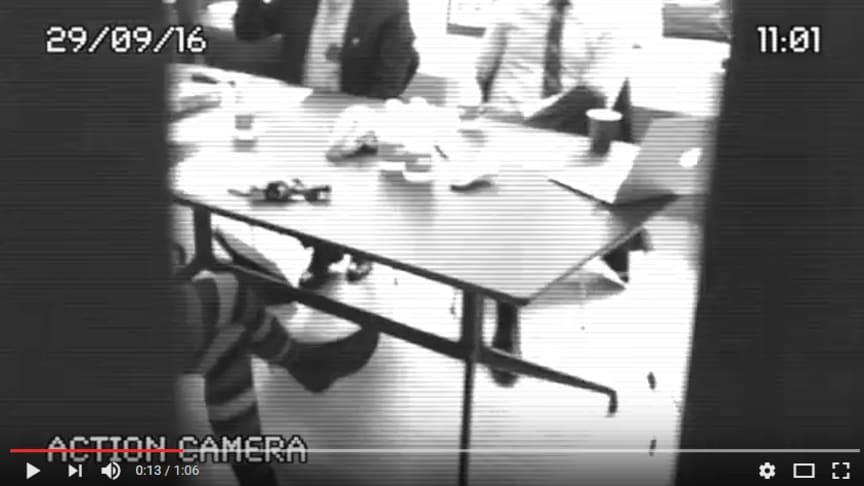 NYA International faciliterer kidnapnings simulering hos Aon