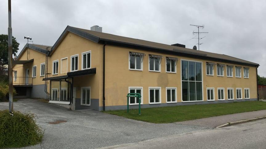 Banvägen 28 skulle passa utmärkt som Föreningarnas Hus i Lindesberg.