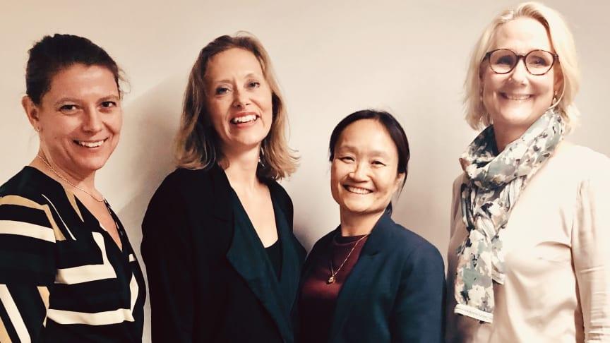 Sweden HR groups nya VD och styrelse.
