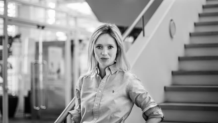 Trine Fruergaard Fog er ny PR & Content Manager hos Visma per 1.9.18