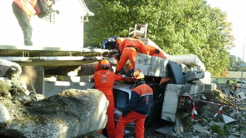 Falck Crisis Training bidrar till stärkt civilskydd i Europa