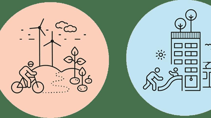 Det nya miljö- och klimatprogrammet har tre miljömål för naturen, klimatet och människan.