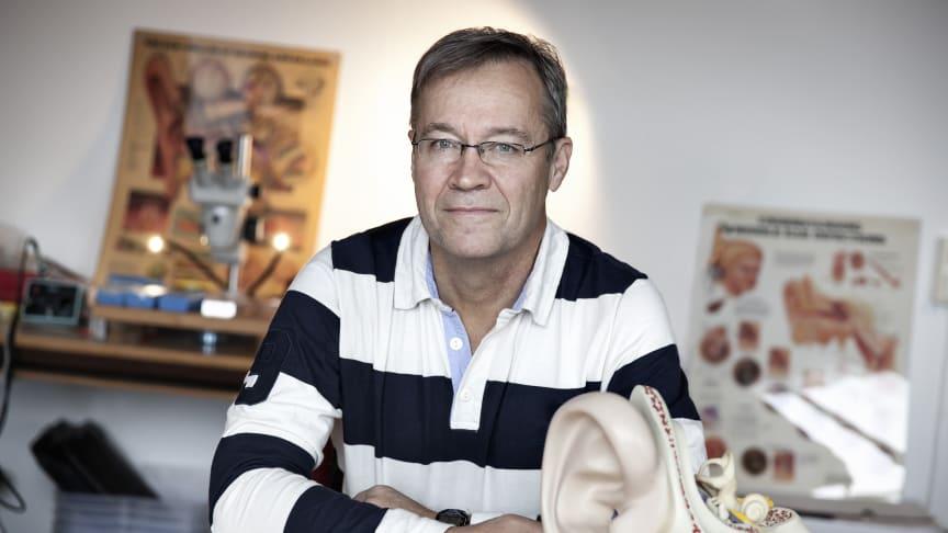 Bo Håkansson är Årets Tekniker 2013 – prisas för sin teknik som hjälpt 100 000 patienter
