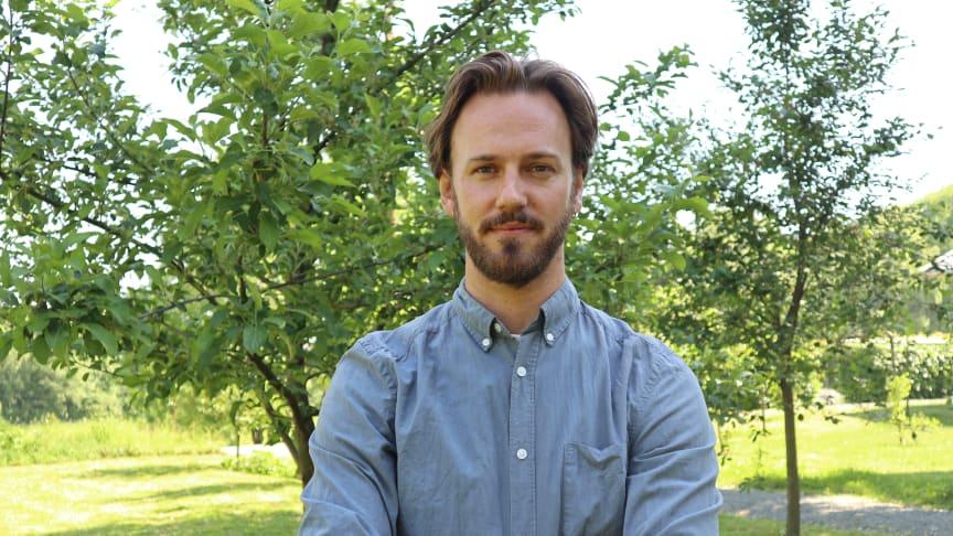 Konstituert daglig leder i Økologisk Norge Markus Hustad
