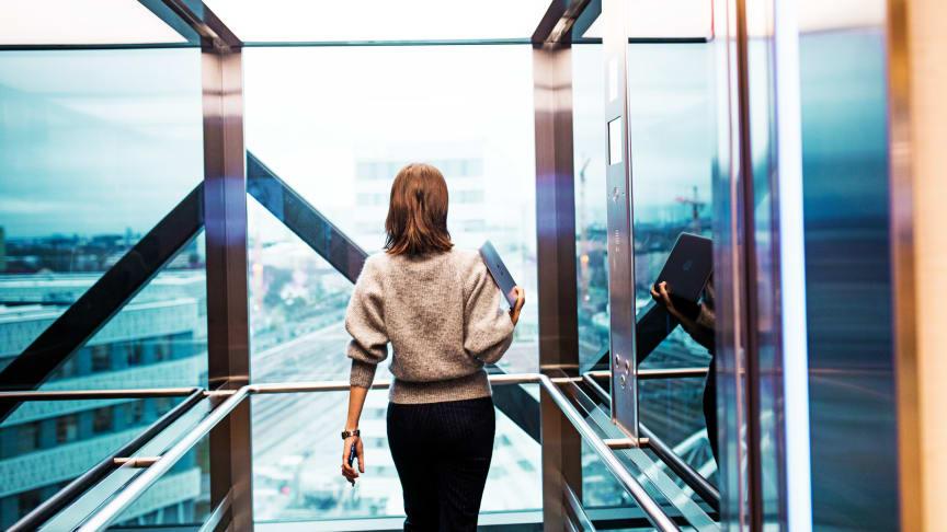 Telias digital index-rapport 2021 - slår hål på myten om den svenska expressdigitaliseringen