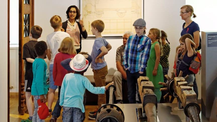 Auch in diesem Jahr beteiligt sich das BPW Museum Achse, Rad und Wagen am Internationalen Museumstag, u.a. mit einer Kinderführung