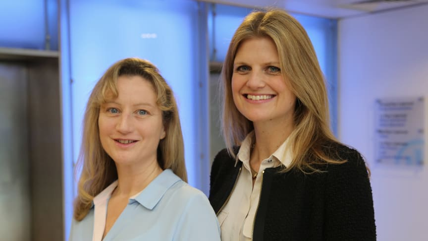 Susan Ferry and Victoria Wieremiej