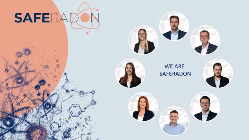 SafeRadons Charlotte Hoffman berättar om utvecklingen och samarbetet med Radonova