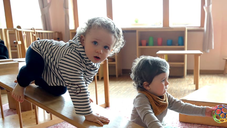 Spielende Kinder (Foto: Claudia Grah-Wittich)