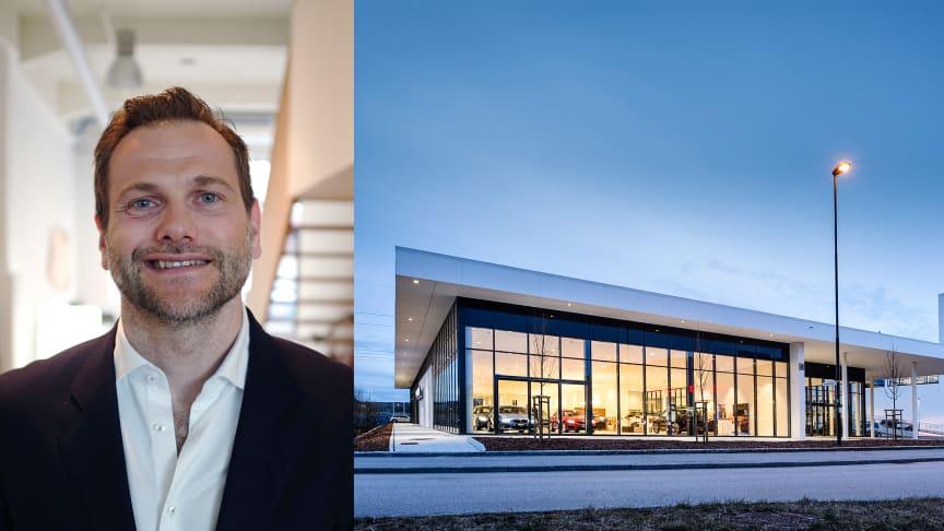 Jørn Heiersjø 37 blir administrerende direktør i Mikla Eiendom