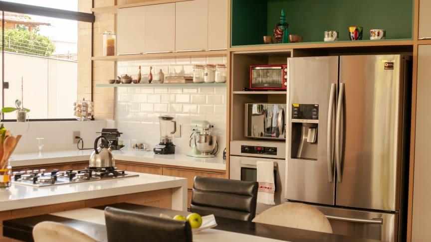Maximera hemmets boyta genom smart förvaring