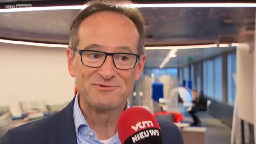 Bart Steukers toekomstig CEO van Agoria