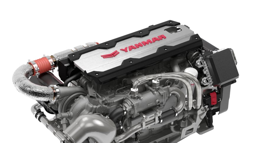 Media Alert: Meet YANMAR team at Miami 'Open House' on Stand F200