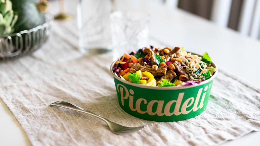 Picadeli slutar med rött kött på alla marknader