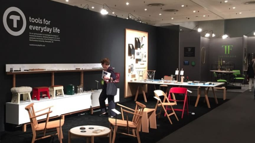 Designers take bite out of the Big Apple