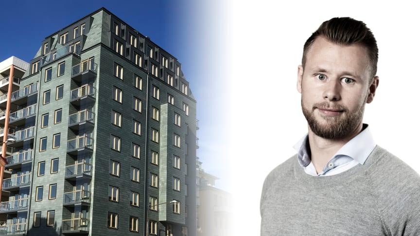 Stefan Kylbrink ny VD på Stenentreprenader