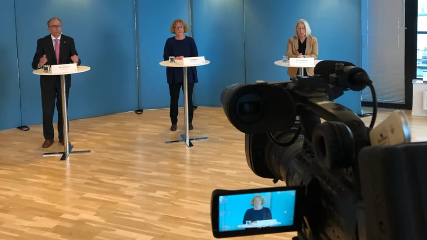 Pressinbjudan: Digital pressträff om aktuellt covid-19-läge i Skåne