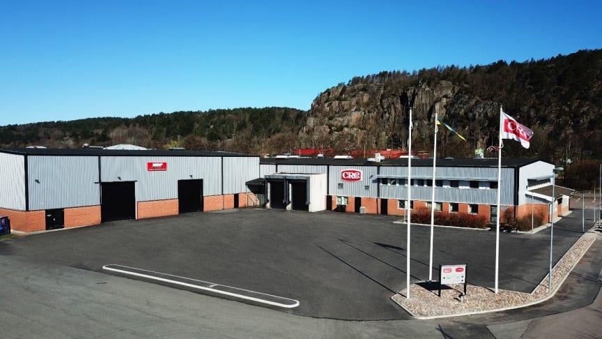 Laxfiskevägen 16 i Brodalen, Partille