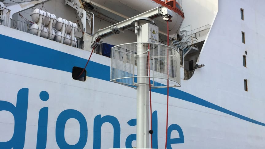 Shore power connects ships to electrical power in port, reducing harmful emissions in ports and surrounding communities.