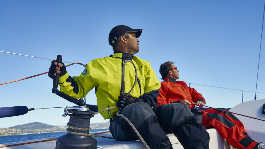 MUSTO lanserar framtidens racingjackor - 30% lättare men lika slitstarka som oceanplaggen