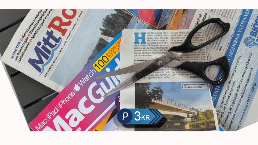PLIPP gör det möjligt köpa enstaka artiklar, i den digitala världen.