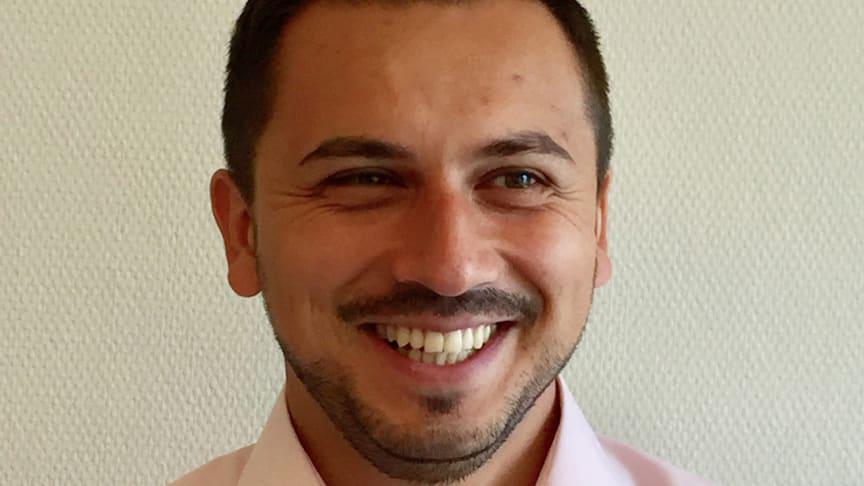 Naim Peci, Eftermarknadschef för CTC i Sverige