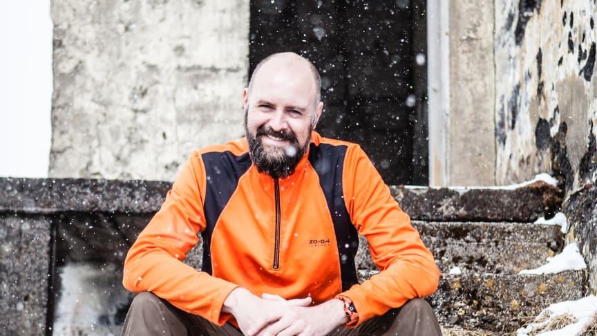 Rasmus Dahlberg. Foto: Malín Brand.