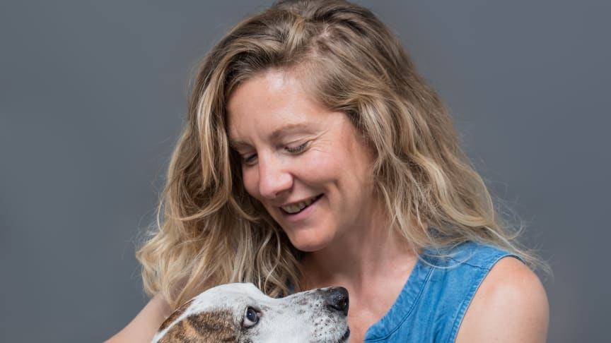 Shannon Falconer, CEO and co-founder of Because, Animals.