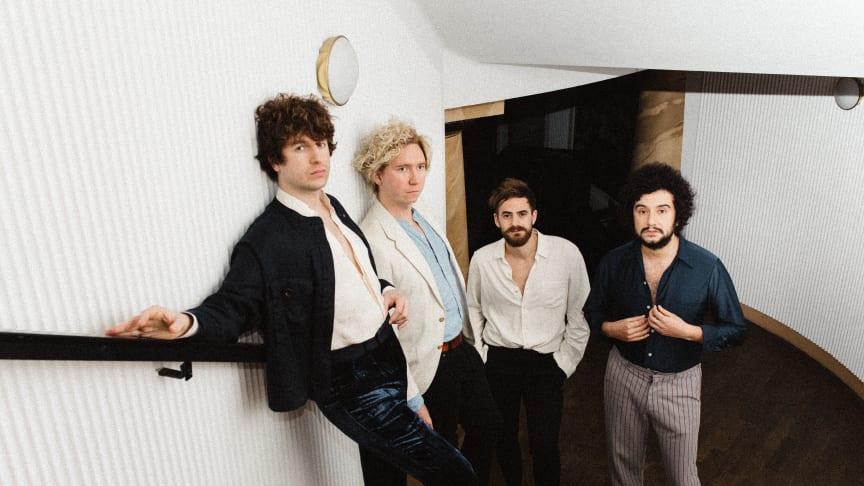 The Kooks [UK] spelar hela Inside In/Inside Out i Sverige nästa år!