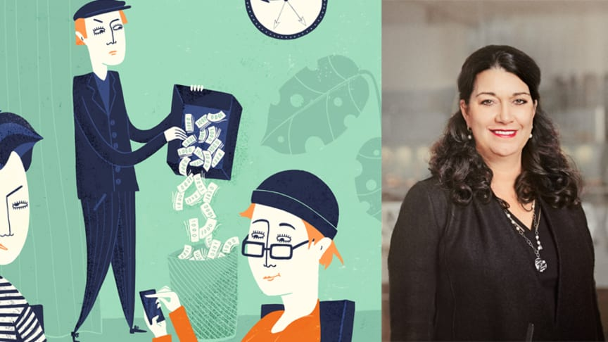 Det är dags att sluta slösa med arbetsgivarnas pengar och medarbetarnas tid, säger Svenska Mötens vd, Sylvia Nylin