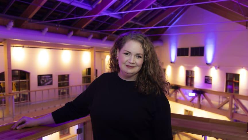 Cecilia Nordlund, affärsrådgivare på BizMaker och projektledare för Arena Experience Accelerator.