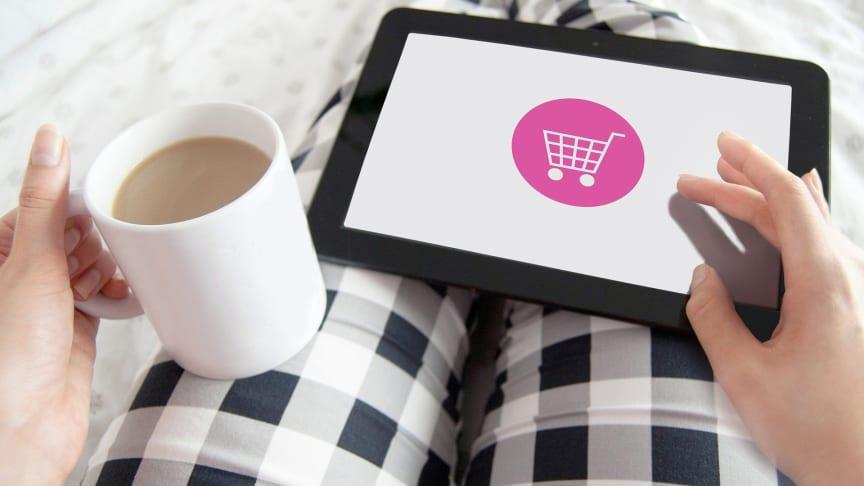 E-handel för äldre kan ha minskat smittspridningen