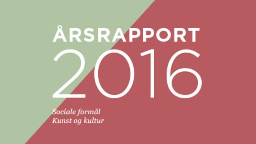 Bikubenfondens Årsrapport 2016