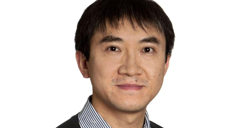 Ding Zou, sömnforskare vid Göteborgs universitet.