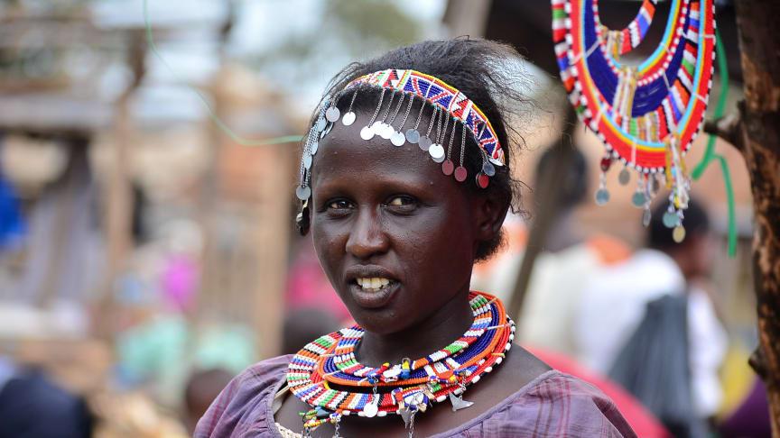 Leina Ene Nkoye är en av våra entreprenörer i Kajiado, Kenya som kan berätta hur Hand in Hands entreprenörskapsträning  har förändrat hennes liv.